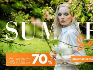 Reduceri de până la 70%, la Iulius Mall Suceava