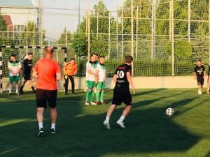 Partidele Campionatului de old-boys se dispută la Civica Sport Center