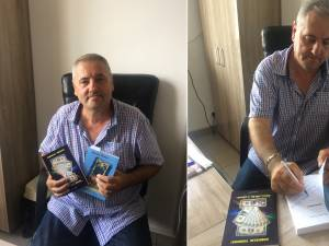 Corneliu Vornicu, taximetristul-poet din Adâncata