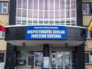 Inspectoratul Școlar Județean (IȘJ) Suce