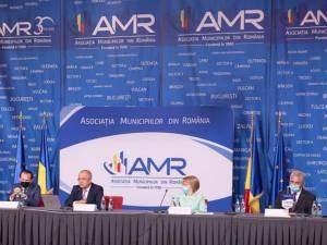 Premierul Florin Cîțu, invitat la Adunarea Generală a Asociației Municipiilor din România