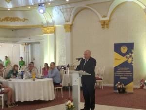Prefectul de Suceava, Iulian Cimpoeşu, a fost prezent la serbătoarea profesioniștilor contabili suceveni