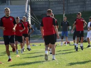 Formația Șomuz Fălticeni a început pregătirile pentru viitorul sezon al Ligii a III-a