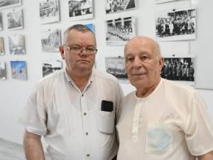 Liviu Burac si Dimitrie Balint Foto ArTiStul