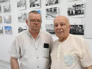 Liviu Burac şi Dimitrie Balint Foto  ArTiStul
