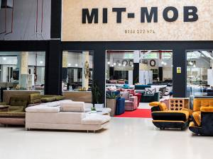 Magazinul de mobilă MIT MOB din incinta Egros Suceava