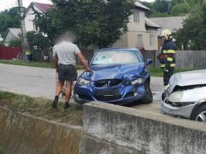 Accidentul de la Dornești, produs de un șofer aflat în stare avansată de ebrietate
