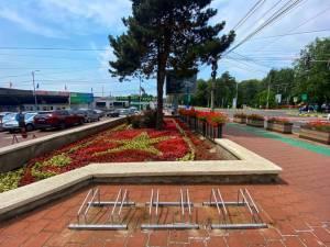 Suporturi pentru bicicletă, în municipiul Suceava