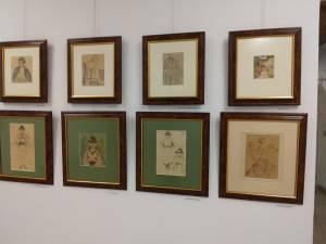 Peste 70 de lucrări de pictură și grafică semnate de Nicolae Tonitza, expuse la Muzeul de Istorie