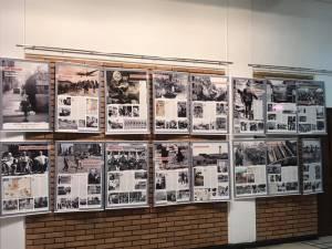 Expozitia despre Zidul Berlinului, la USV