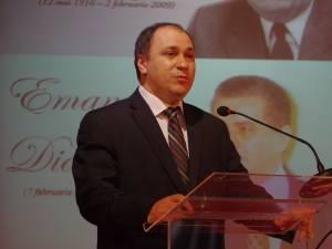 Mihai Dimian, prorectorul USV, va deveni cetățean de onoare al Sucevei