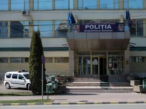 Poliția municipiului Suceava a întocmit un dosar penal pentru o firmă care a blocat o stradă din Suceava