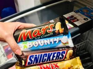 Înghețate din gama Mars, retrase din peste 50 de supermarketuri din județ Foto Alin Opincaru