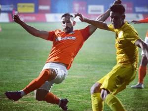 Andrei Alecsandru a evoluat în sezonul precedent în Liga a II-a, pentru Aerostar Bacău