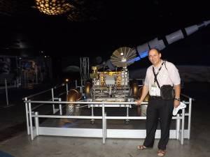 Prof. dr. Petru Crăciun, director științific al Societăţii Ştiinţifice Cygnus - centru UNESCO