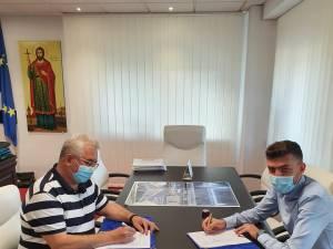 Ion Lungu a semnat contractul documentației tehnico-economice aferentă proiectului <Sistem integrat de management și modelare urbană destinat fluidizării traficului și îmbunatățirii calității vieții