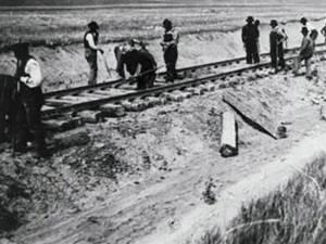"""""""Linia ferată Iţcani - Suceava, ridicată de Ruşi"""""""