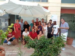 Delegație românească într-un schimb de experiență în Patras-Grecia