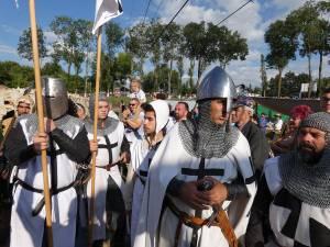 """""""Povești medievale în Cetatea Sucevei"""" - varianta redusă, de pandemie, a vestitului Festival Medieval de la Suceava"""