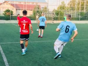 Meciurile campionatului de old-boys se joacă la Civica Sport Center