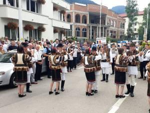 """Festivalul  Internațional de Folclor """"Întîlniri Bucovinene"""" la cea de-a 32-a ediție, în Câmpulung Moldovenesc 1"""