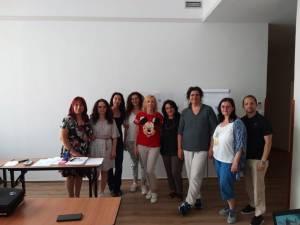 Curs de educație și formare europeană în Cehia pentru profesori de la Colegiul de Industrie Alimentară Suceava