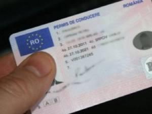 Șofer din Timiș, prins cu permis fals la Suceava