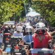 Puzderie de lume și vuiet de motoare la parada Bucovina Motorfest