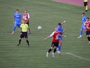 Somuz s-a impus in duelul cu Bucovina, din Cupa Romaniei. Foto Codrin Anton - FotoSport