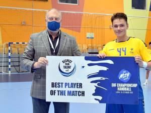 """Stanciuc se dovedește cel mai în formă """"tricolor"""" la Europenele de juniori"""