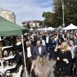 """Târgul Olarilor """"Ochi de Păun"""" s-a deschis în centrul municipiului Rădăuți"""
