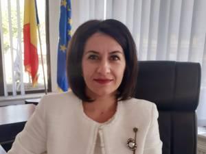 Inspectorul Olivia Vlad este noul director al DSP Suceava