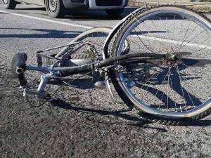 Biciclist cu identitate necunoscută, accidentat mortal pe E 85