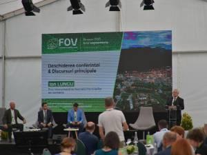Primarul Sucevei, la Forumul Orașelor Verzi