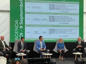 Primarul Sucevei, Ion Lungu, prezent la Forumul Orașelor Verzi