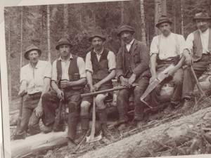 """""""Lucrarea lemnului"""""""