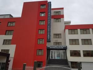 Spitalul Municipal Fălticeni ar putea să preia pacienți cu forme ușoare și medii de Covid