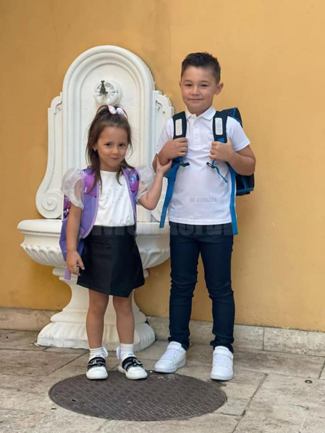 Deputatul Vlad Popescu le-a transmis copiilor un mesaj de încurajare la începerea noului an şcolar