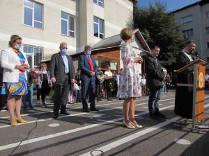 Debut de an şcolar în municipiul Fălticeni