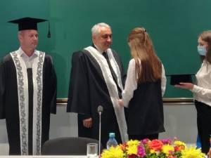 Rectorul USV, Valentin Popa, distins cu titlul de Doctor Honoris Causa la Chișinău