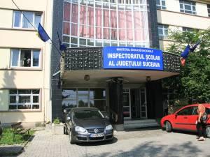 Inspectoratul Școlar al Județului (IȘJ) Suceava