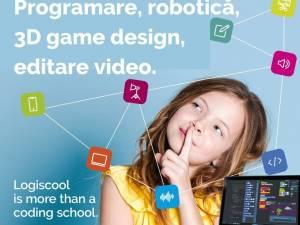 Logiscool Suceava a început o nouă campanie de înscrieri la cursurile de programare