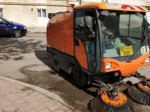Salubrizarea stradală din municipiul Suceava va fi scoasă din nou la licitație, după 7 ani de contract cu Diasil