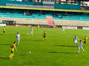 Foresta și Hușana s-au întâlnit pe Areni într-un meci restant din prima etapă
