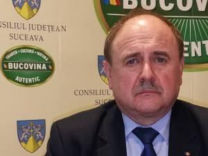 Vicepreşedintele Consiliului Judeţean Suceava Niculai Barbă