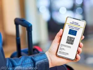 Certificat digital Covid sursa foto Ministerul Sanatatii