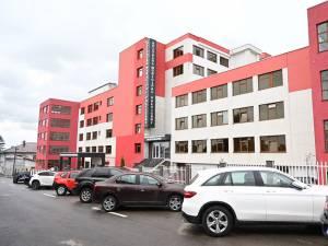 În noua clădire a Spitalului Fălticeni nu se internează pacienți cu SARS-CoV-2