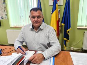 Dănuț Candrea, primarul comunei Dorna Candrenilor