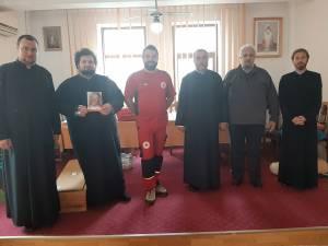 Curs de prim ajutor pentru clericii din Protopopiatul Fălticeni