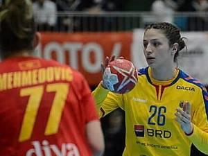 Suceveanca Anca Polocoşer este o prezență constantă la echipa națională a României